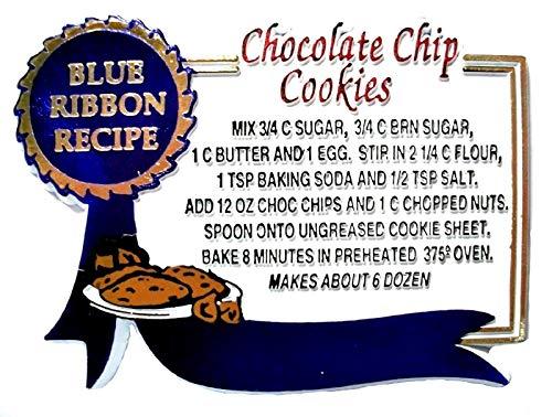 (Chocolate Chip Cookies Ribbon Recipe Fridge)