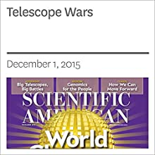 Telescope Wars Other by Katie Worth Narrated by Mark Moran