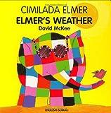 Elmer's Weather, David McKee, 1840594063