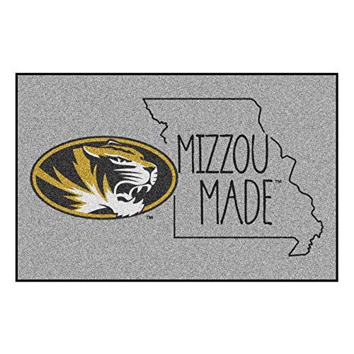Fanmats NCAA Missouri Tigers Starter Mat, 19