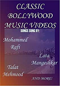 Classic Bollywood Music Videos