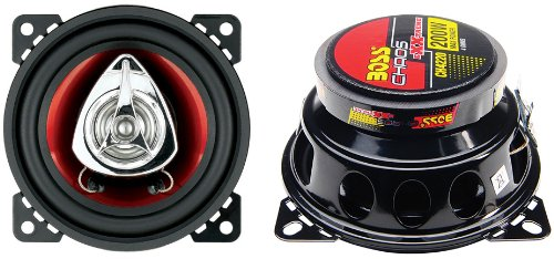 Car Speakers | BOSS Audio CH4220 200 Watt, 4 Inch Full Range, 2 Way (Sold in Pairs)