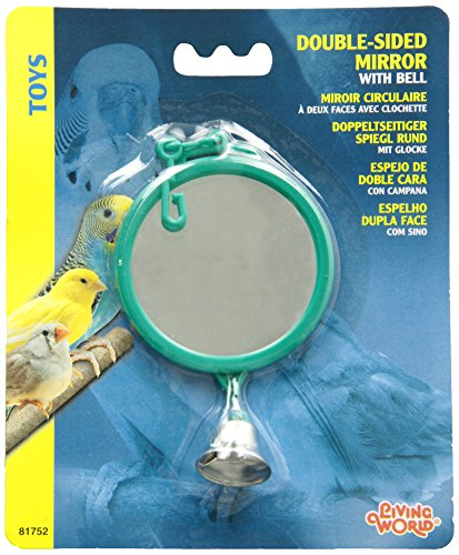 Living World Double-Sided Mirror with Bell ()
