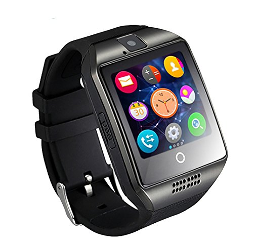 Smart Watch phone is simple to use and right on your wrist!
