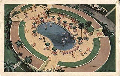 Cabana Sun Club - Hotel National de Cuba Havana, Cuba Original Vintage (Cabana Sun Club)