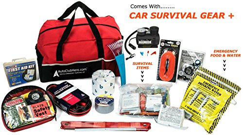 Emergency 185 Pieces Survival Gear AutoClubHero product image