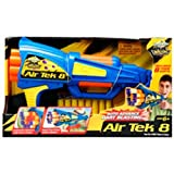 Buzz Bee Toys Air Tek 8 with Foam Darts by Air
