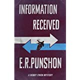 Information Received (The Bobby Owen Mysteries) (Volume 1)