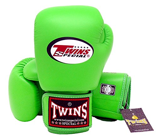 Twins Special Muay Thai Boxing gloves (Green