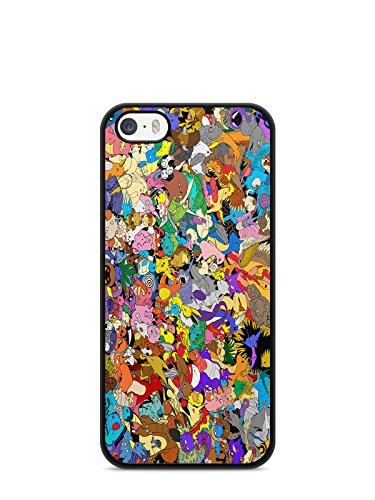 coque iphone 5 pokemeon
