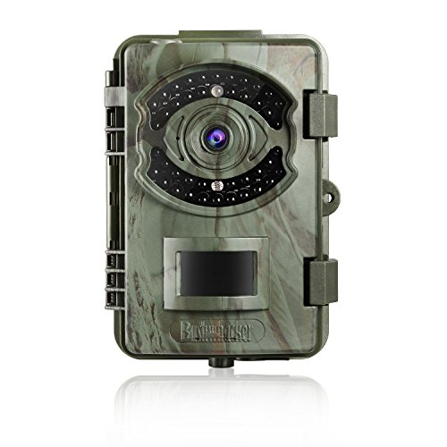 ICOCO Low Glow Black Infrared Trail&Game Scouting Camera with 16MP 1080P FHD Night Vision Waterproof Motion Activated 2.4' LCD Screen & 42pcs IR LEDs,Outdoor Wildlife Cameras. (camouflage color)