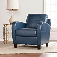 Bolivar Lounge Chair in Royal Blue