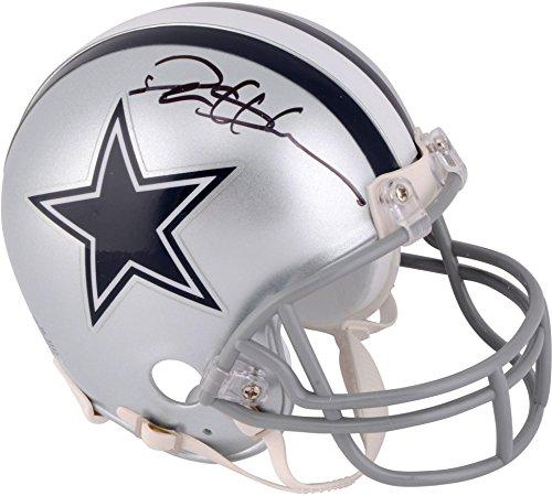Dallas Cowboys Deion Sanders Autographed Mini Helmet - Fanatics Authentic (Autographed Dallas Cowboys Mini Helmet)
