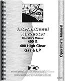 Farmall 400 Tractor Operators Manual (IH-O-400)