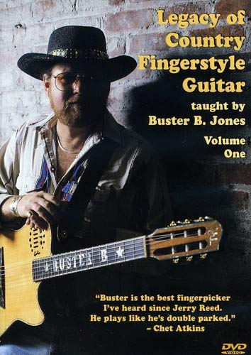 (Legacy of Country Fingerstyle Guitar Vol 1)