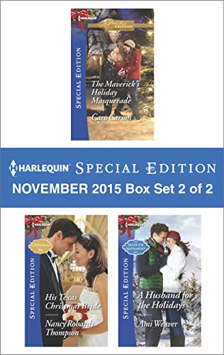 book cover of Harlequin Special Edition November 2015 - Box Set 2 of 2