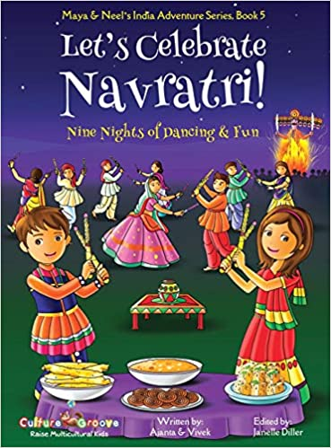 Let's Celebrate Navratri! (nine Nights Of Dancing & Fun) Descargar PDF