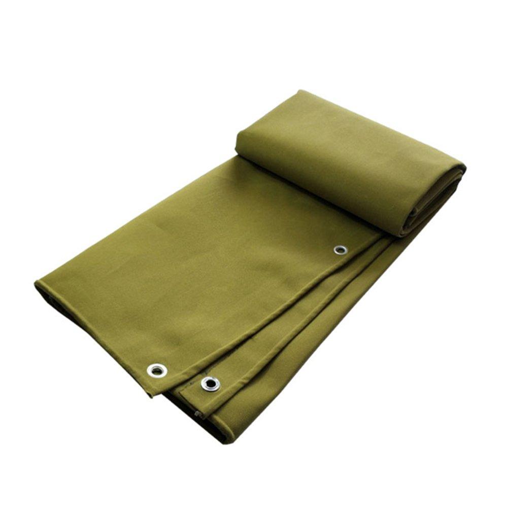 CHAOXIANG オーニング 厚い キャンバス 日焼け止め 耐高温性 耐寒性 防風 防水 耐摩耗性 耐食性 防塵の ポリエステルフィラメント 黄、 500g/m 2、 厚さ 0.8mm、 15サイズ (色 : イエロー いえろ゜, サイズ さいず : 5×5m) B07D8T64P3 5×5m|イエロー いえろ゜ イエロー いえろ゜ 5×5m