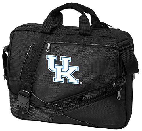 Broad Bay Large University of Kentucky Laptop Bag OUR BEST Kentucky Wildcats Computer Bag (Laptop Wildcats Kentucky Ncaa Bag)