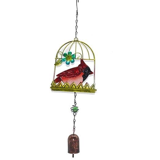 Esquisite Life Campanas De Viento, Jaula De Pájaros Europea Pájaro ...