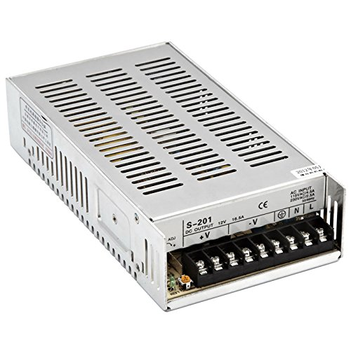 Switching Power Supply 200W 12V 16.5A fo - 115 Volt Input 12vdc Output Shopping Results