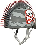 Raskullz Miniz: Lil Pirate Mohawk Helmet, Grey, Ages 18-24 Months