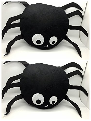 Halloween Spider Mini Pillow (2) (Pillow Spider)