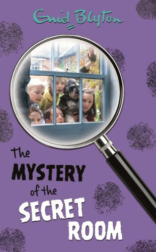 book cover of The Mystery of the Secret Room