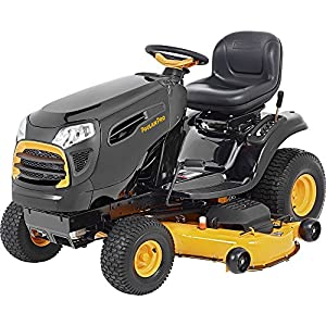 "Poulan Pro 960420197 54"" 22HP Briggs and Stratton Automatic Gas Front-Engine Riding Mower from Poulan Pro"