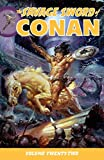 img - for Savage Sword of Conan Volume 22 (The Savage Sword of Conan) book / textbook / text book