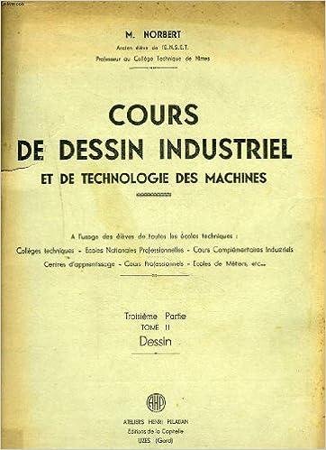 Telechargements Gratuits Cours De Dessin Industriel Et De
