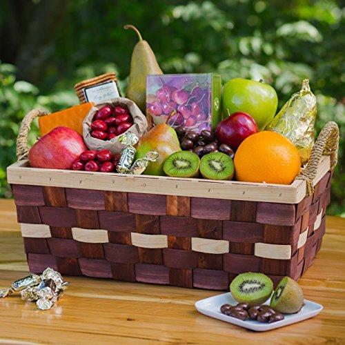 Harvest Grand Fruit Basket - The Fruit Company