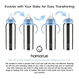 Hamarue Stainless Steel Sippy Cups for Toddlers