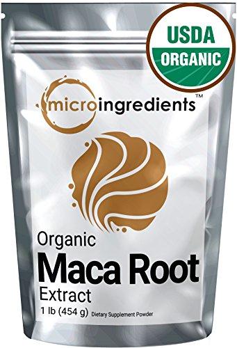 Micro Ingredients Organic Gelatinized Extract