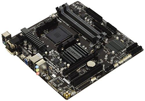 Gigabyte GA-78LMT-USB3 Tarjeta Madre Micro ATX Chipset AMD/AM3+ FX, 5 x PCI-Express, 4 x USB 3.0/2.0