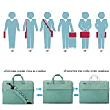 Lacdo 13 Inch Laptop Bag Sleeve Case for Old 13.3