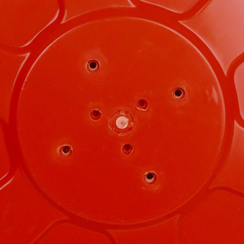 S/écurit/é miroir convexe surveillance ext/érieur 60cm avec fixation murale Cablematic