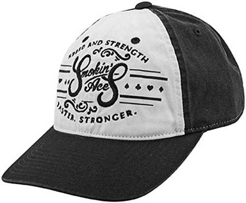 Speed and Strength Women's Smokin' Aces Hat - One size fits most/Black/White