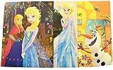 Disney Frozen 3 Folder Set ~ Celebrate Summer, Beautiful Elsa, I Love Heat