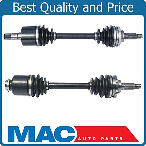 Mazda 626 Auto Parts (Mac Auto Parts 145674 CV Complete Axle Shaft Assembly Pair Set For Mazda MX6 626 Ford Probe Must Read)
