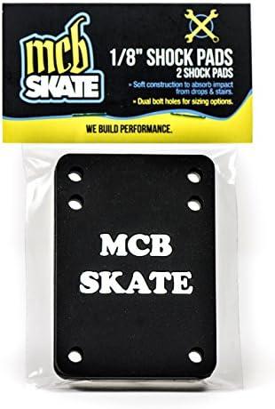 Bolzen Skateboard Zubeh/ör Shock Pad Rubber 1//8