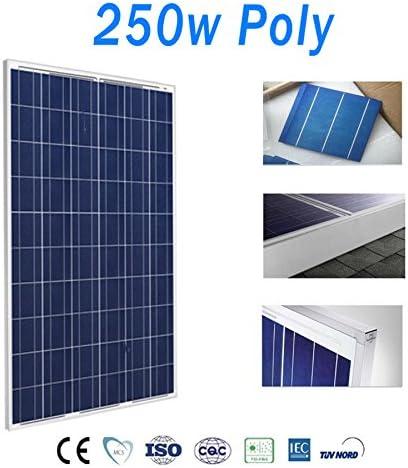 Kit Solar 24v 500w Hora Inversor onda pura 2400w regulador 50a ...