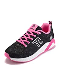 ONEMIX Sports Footwear Dazzle Reflective Air Cushion Mesh Running Sneakers