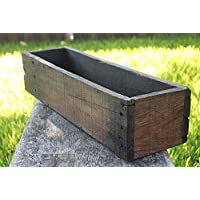 "24"" Rustic Planters Box (5-5.75""T - Tall Version)"