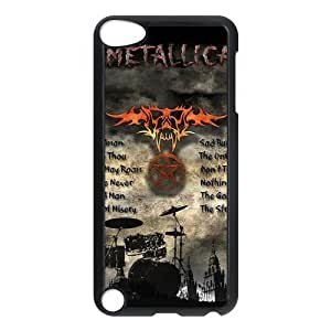 Special Designer American Heavy Metal Metallica Ipod Touch 5th Case, Snap on Protective Metallica Ipod 5 Case by runtopwell