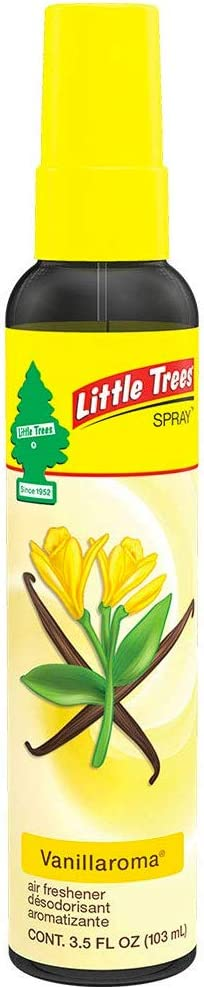 Car Air Freshener Little Trees Spray (Vanillaroma)