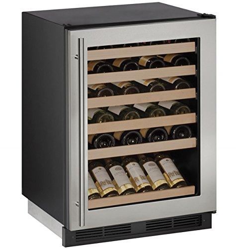 Wine Captain Wine Cooler - U-Line U1224WCS00B 24