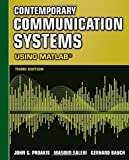 img - for Contemporary Communication Systems Using MATLAB by Proakis, John G., Salehi, Masoud, Bauch, Gerhard(January 1, 2012) Paperback book / textbook / text book