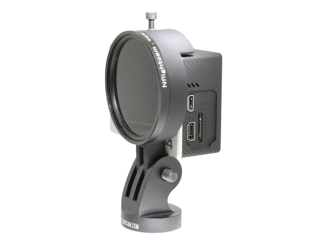 Nflightcam 43mm Propeller Filter for GoPro Hero