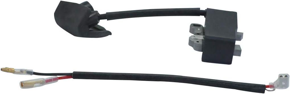 Ignitor Assy for Kawasaki TJ27 TJ27E Ignition Coil Module Trimmer